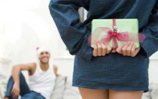 Какой подарок сделать мужчине