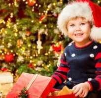 Новогодние подарки мальчику 5 лет