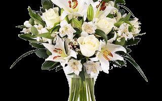 Цветы для свекрови фото