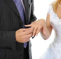 С какой стороны сидит жених на свадьбе
