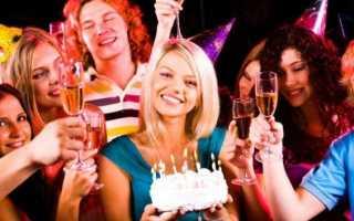 Интересное поздравление подруге с днем рождения