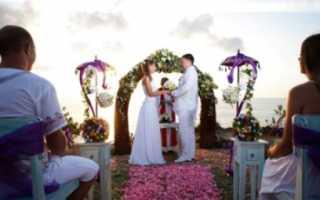 Свадьба в европейском стиле оформление