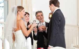 Пожелание на свадьбу от родителей невесты