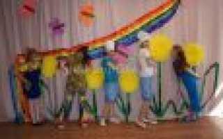 Сценарий выпускной в детском саду