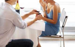 Какое кольцо подарить девушке на предложение