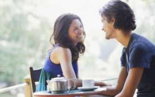 Что подарить на первое свидание девушке