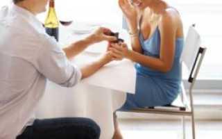 Какое кольцо подарить девушке