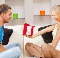 Идеи подарков для мужчины на день рождения