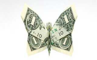 Как подарить деньги девушке на день рождения