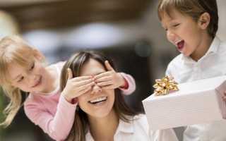 Что можно купить маме на юбилей