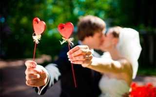 Как интересно поздравить на свадьбе