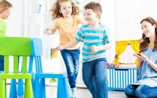 Игры для школьного лагеря в помещении