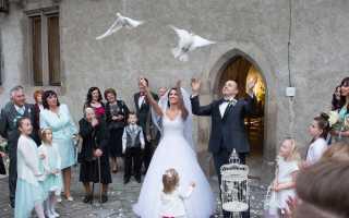 Красивые пожелания в день свадьбы