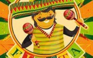Украшения в мексиканском стиле