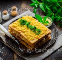 Недорогие блюда на праздничный стол с фото