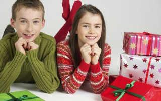 Подарки на новый год девочкам и мальчикам