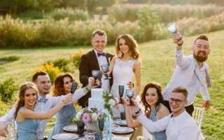 Красивые слова молодоженам на свадьбу