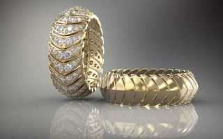 С днем свадьбы кольца