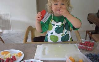 Фото дети готовят еду
